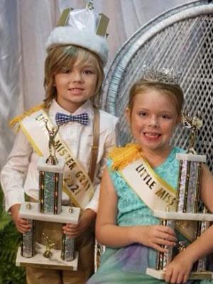 Grayson County Fair - Beauty Pageants